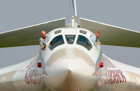 Российский «Белый лебедь» ис…