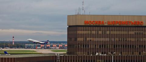 Аэропорт «Шереметьево» попал…