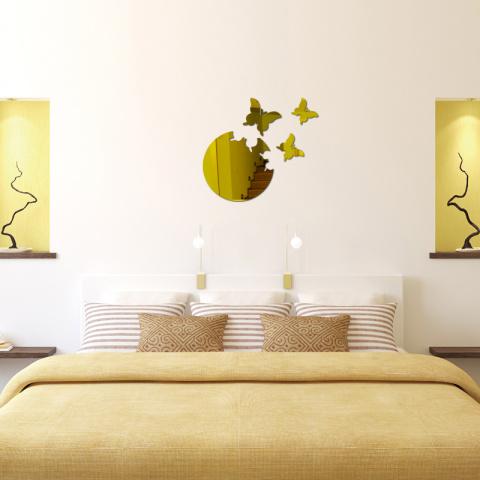 10 способов превратить квартиру в Зазеркалье