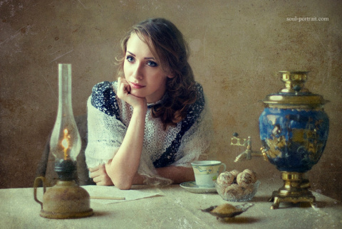 Красота по славянски(33 фото)