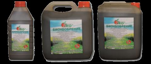 Органические удобрения, ферментированный навоз.