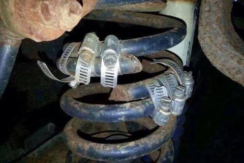 Последствия безобразного ремонта авто