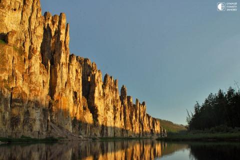 Ленские Столбы - уникальный памятник природы