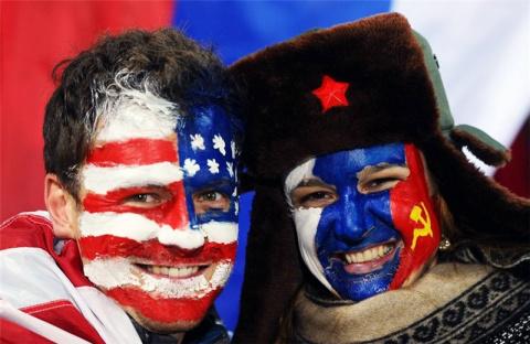 Русские и американцы: чьи по…