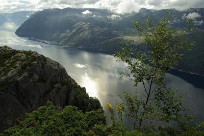 Величественные Фьорды Норвегии