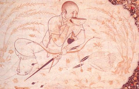 Татаро-монгольские наконечни…