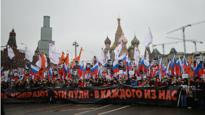 Спутница Немцова рассказала об убийстве политика