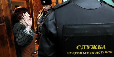 Российские должники предпочитают «умереть»