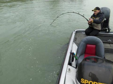 Этот рыбак даже не ожидал ТА…