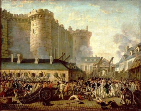"""О """"Великой"""" французской революции"""