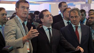 Медведев: Доходы бюджета пре…