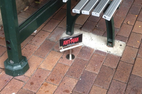 Реклама муравья
