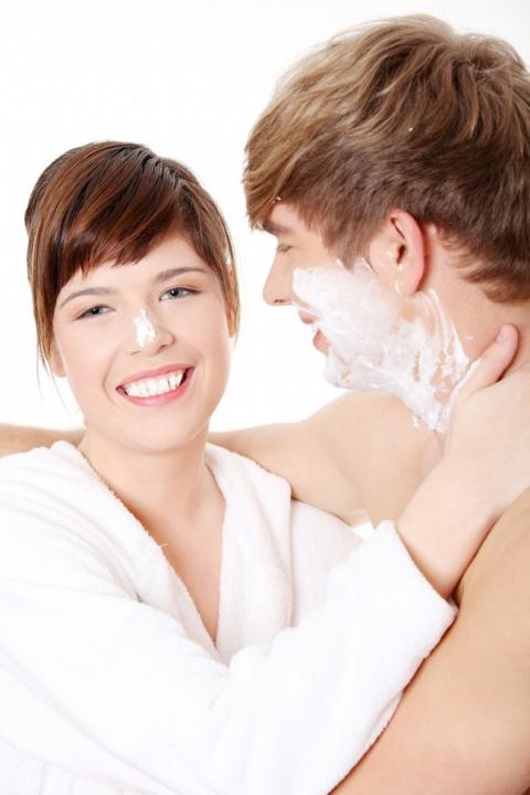 Пена для бритья способна изб…