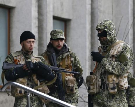 СБУ опубликовала радиоперехват переговоров военных в Славянске
