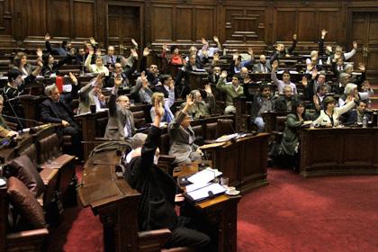 За легализацию марихуаны проголосовали Уругвайские депутаты