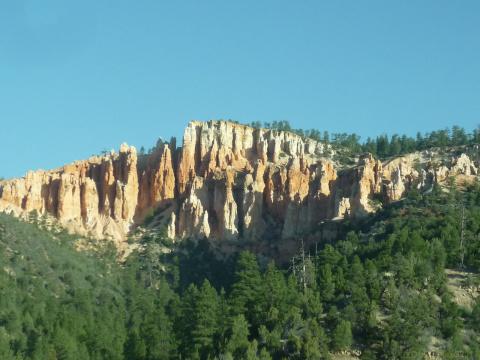 По дорогам штата Юта от Брайс Каньона до пустыни  штата Невада.