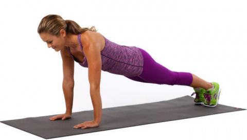 Одно упражнение для всех мышц пресса