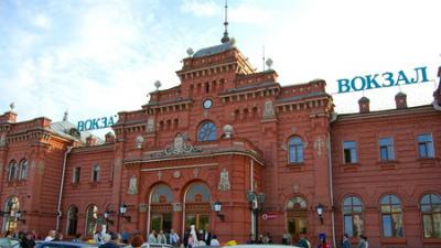 Начальник Казанского вокзала…