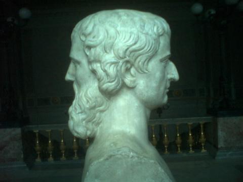 Янус в древнеримской мифологии