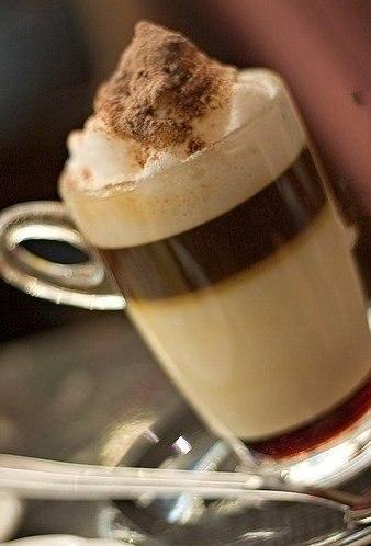 Классический кофе латте без …