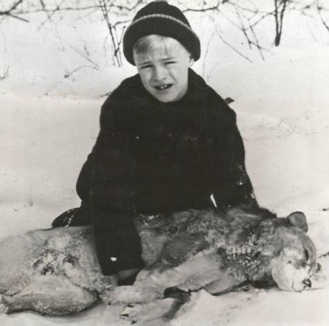 История о верном псе и одной старой фотографии