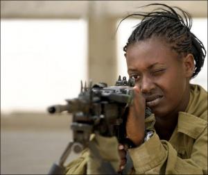 Фалаша в армии израиля