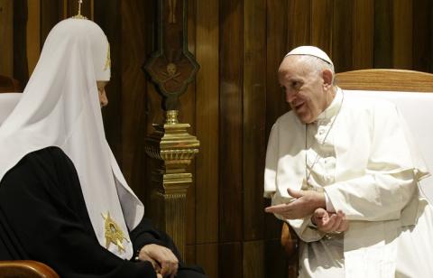 Встреча Патриарха и Папы Римского. Итоги