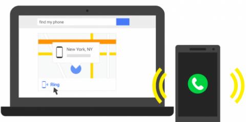 Как найти украденный или утерянный смартфон с помощью Google