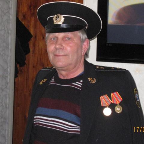 Виктор Баканов (личноефото)