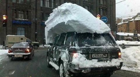 Прекратите «прогревать» двигатель автомобиля!!! Особенно зимой!