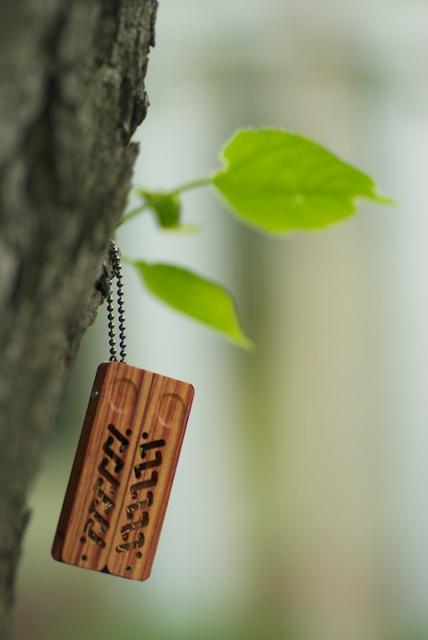 Флешки из дерева