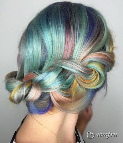 Пирожные в ваших волосах
