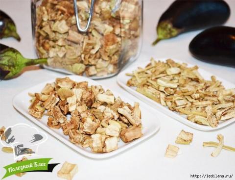 Как сохранить максимальное количество витаминов в баклажанах