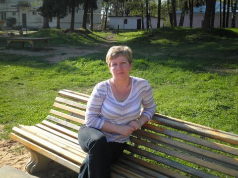 Лариса Абрамова (личноефото)