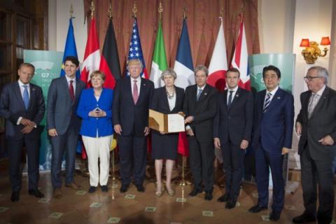 Страны G7 готовы ужесточить …