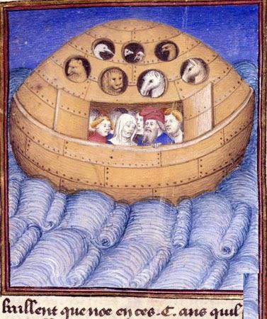 По следам Ноева ковчега