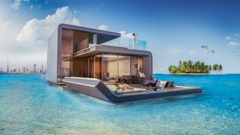 Подводный дом