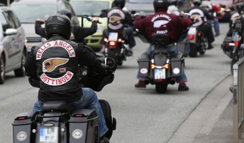 Байки из ада: 1% мотоциклистов, поставивший Америку на колени