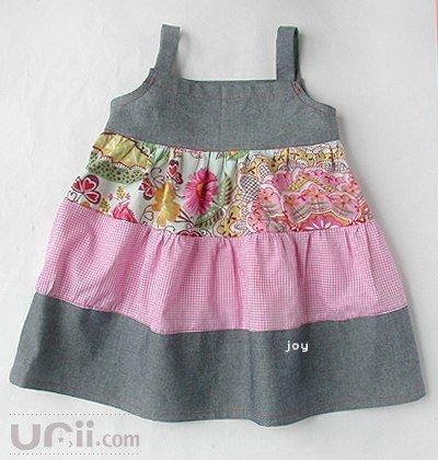 Платья для девочки своими ру…
