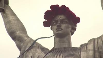 Руферы украсили киевскую «Ро…