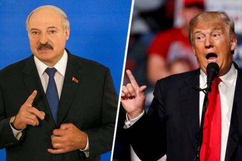 Де-Юре от Лукашенко для Трам…