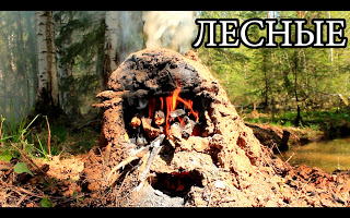 Печка - щепочница своим руками из доступных лесных материалов