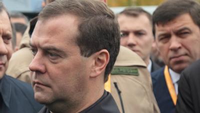 Дмитрий Медведев потерял ста…