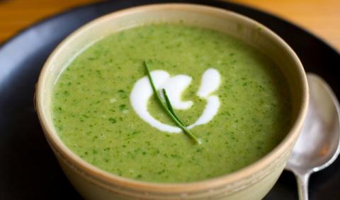 Шпинатный соус. Добавит вкуса многим блюдам