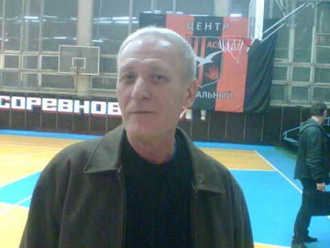 Владимир Бурбас (личноефото)