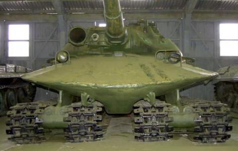 Танк для ядерной войны