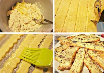 Печенье на скорую руку: лучш…