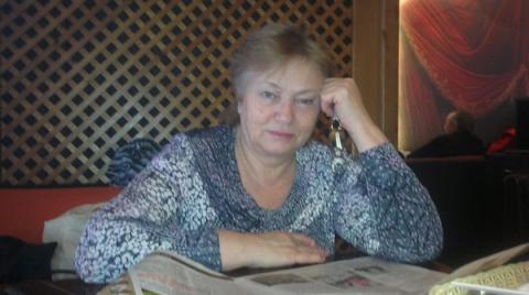 Нина Подлеснова