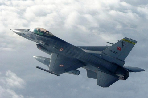 Эксперт: турецкие F-16 наносили удар по Су-24М ВКС РФ из засады