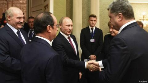 Корпоративная вечеринка на Донбассе